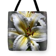 Lily Sweet Lily Tote Bag