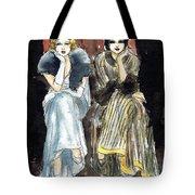 Lilyan And Kay 2 Tote Bag