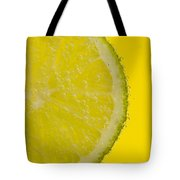Lime Slice Soda 1 Tote Bag