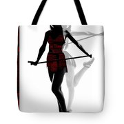 Limelight Tote Bag by Naxart Studio