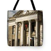 Limestone County Courthouse Alabama Tote Bag