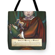 Lincolm Willem Van Naught Tote Bag