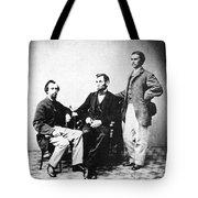 Lincoln & Secretaries, Tote Bag