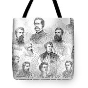 Lincoln Assassins Trial Tote Bag