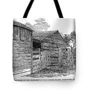 Lincoln Birthplace Tote Bag