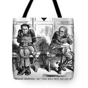 Lincoln Cartoon, 1864 Tote Bag