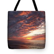 Lincoln City Sunset Tote Bag