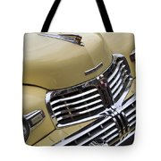 Lincoln Grille Tote Bag