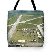 Lincoln Il Airport Tote Bag