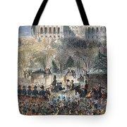 Lincoln Inauguration Tote Bag