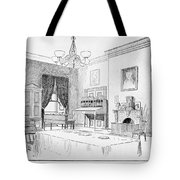 Lincoln: White House Office Tote Bag