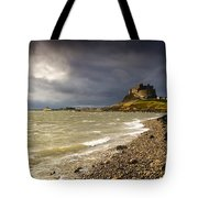 Lindisfarne Castle, Holy Island Tote Bag by John Short