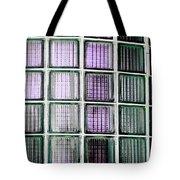 Lines II - Retro Tote Bag