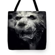 Lions Head 2 Tote Bag