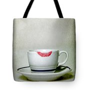 Lip Marks Tote Bag