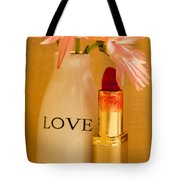 Lipstick Love Tote Bag
