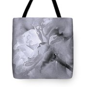 Liquid Rose Tote Bag