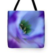 Lisianthus Tote Bag by Kathy Yates