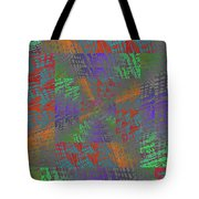 Listen To What I Have To Say Tote Bag