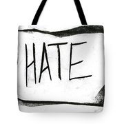 Literal Hate Tote Bag