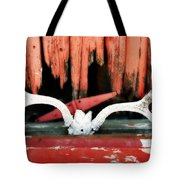 Little Antlers 3 Tote Bag