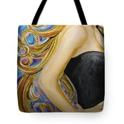 Little Black Dress Tote Bag