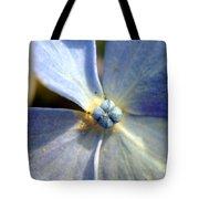 Little Blue Flower Tote Bag