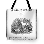 Little Boy Blue, 1833 Tote Bag by Granger
