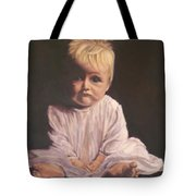 Little Boy Blue Tote Bag