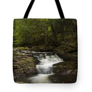 Little Carp River Falls 3 Tote Bag