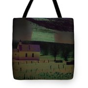 Little Church In The Vale Tote Bag