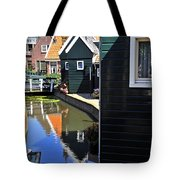 Little Dutch Houses Tote Bag