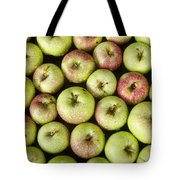 Little Green Apples Tote Bag