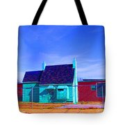 Little Green Relic Tote Bag