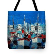 Little Harbor Tote Bag