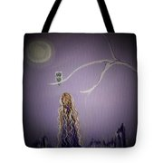 Little Hoots Too Tote Bag