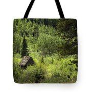 Little House - Vail Tote Bag