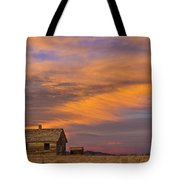 Little House On The Colorado Prairie 2 Tote Bag by James BO  Insogna