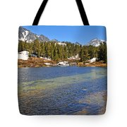 Little Lakes Valley Tote Bag