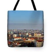 Little Mother Prague Tote Bag