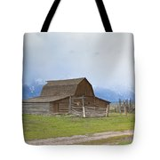 Little Mountain Barn Tote Bag