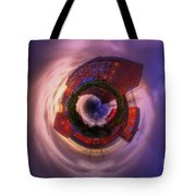 Little Planet - Suburban Sunset Tote Bag