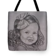 Little Priss Tote Bag