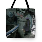 Little Runaway Tote Bag