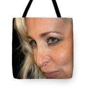 Little Smile Tote Bag by Henrik Lehnerer