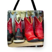 Little Tykes Cowboy Boots Tote Bag
