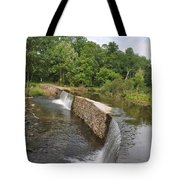 Little Valley Creek Tote Bag