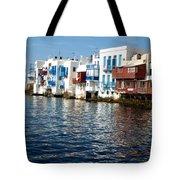 Little Venice Tote Bag