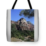 Little Virgin River - Zion National Park Tote Bag