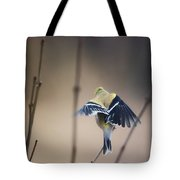 Little Wings Tote Bag